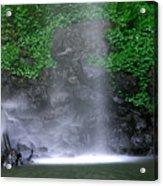Luminous Falls Acrylic Print