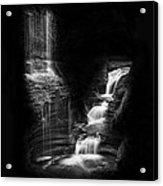 Luminous Waters Iv Acrylic Print