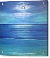 Luna Del Mar Acrylic Print