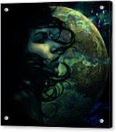 Lunar Child Acrylic Print