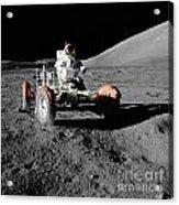 Lunar Ride Acrylic Print