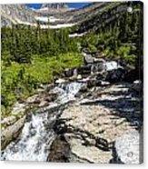 Lunch Creek Acrylic Print