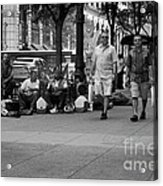 Lunch Time Acrylic Print
