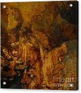 Lura Cavern Acrylic Print