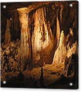 Luray Caverns - 121247 Acrylic Print by DC Photographer
