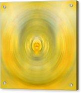 Luscious Lemon - Abstract Art By Sharon Cummings Acrylic Print