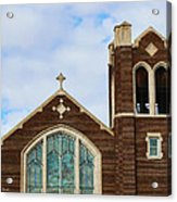 Lutheran Church Acrylic Print