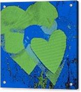 Luv-2 Acrylic Print by Dorothy Rafferty