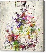 Lyoto Machida Acrylic Print