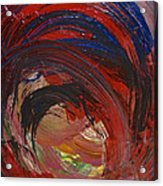 Intuitive Painting  516 Acrylic Print