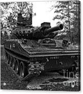 M551a1 Sheridan Tank Acrylic Print