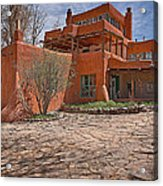 Mabel Dodge Luhan House  Acrylic Print