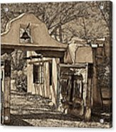 Mabel's Gate - A Different View Acrylic Print