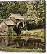Mabry Mill 2 Acrylic Print