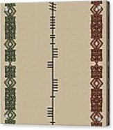 Macateer Written In Ogham Acrylic Print