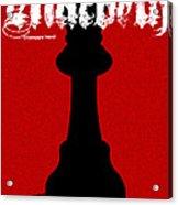 Macbeth Acrylic Print