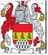 Macconaghy Coat Of Arms Irish Acrylic Print