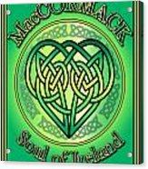 Maccormack Soul Of Ireland Acrylic Print