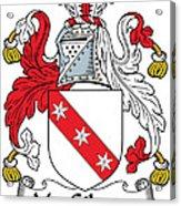 Macgilmore Coat Of Arms Irish Acrylic Print
