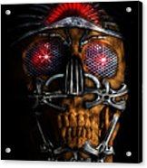 Machine Head Acrylic Print