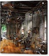 Machinist - The Millwright  Acrylic Print