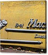 Mack B-61 Diesel Acrylic Print