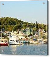 Mackinac Island Acrylic Print by Brett Geyer