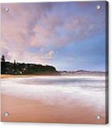 Macmasters Sunset 2 Acrylic Print