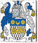 Macveagh Coat Of Arms Irish Acrylic Print