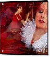 Madame Judith Acrylic Print