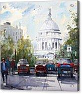 Madison - Capitol Acrylic Print