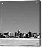 Madison Skyline Acrylic Print