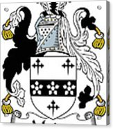 Madoc Coat Of Arms Irish Acrylic Print