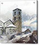 Madriu Perafita Claror Valley Acrylic Print