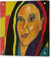 Mae Mae Acrylic Print