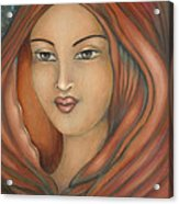 Magdalena Acrylic Print