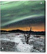 Magic Aurora Acrylic Print
