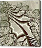 Magic Beanstalk  Acrylic Print