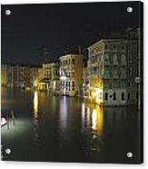 Magic Canal Acrylic Print