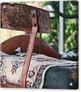 Magic Carpet Ride Southern Style Acrylic Print