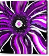Magic Flower Acrylic Print