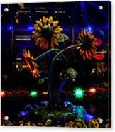 Magic Garden Acrylic Print