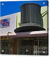 Magic Hat Toy Shop Acrylic Print by Gregory Dyer