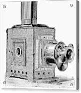 Magic Lantern, 1891 Acrylic Print