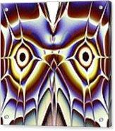Magic Owl Acrylic Print