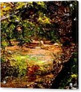 Magical Forest - Myth - Fantasy Acrylic Print