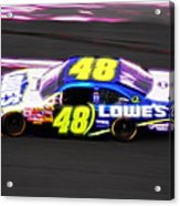 Magical Jimmy Johnson  Acrylic Print