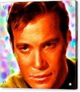 Magical Kirk Acrylic Print