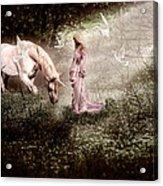 Magical Meadow Acrylic Print