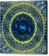 Magical Seal Of The Sea Acrylic Print
